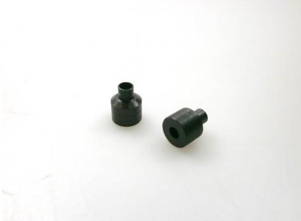 Stahlbuchse IKUS Uniball +6mm