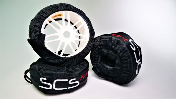 Reifenheizdecken 1:8 GT Fahrzeugset ( 4 Stück )