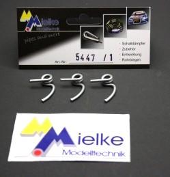 Mielke - Power Gearshift Ersatzfedern 2,4mm