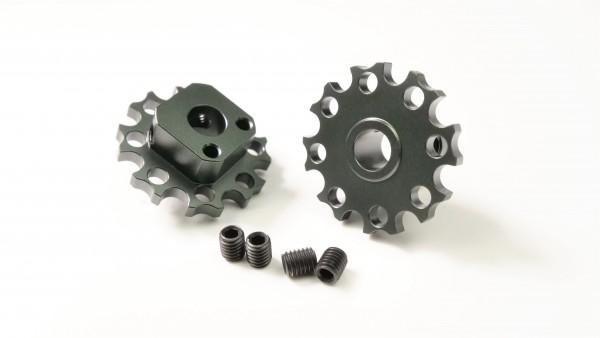 TOUREX 12,5 mm Bremsscheibenadapter