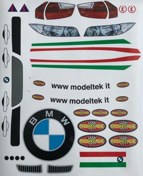 Dekorbogen BMW 320 IS