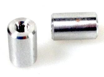 Zylinder Alu mit Gewinde M3 11,5x7