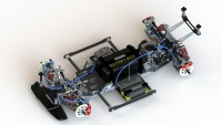 GENIUS XR4-E (Electro TC) Chassiskit