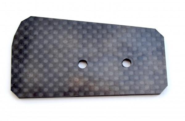 Porsche Endplatten Karbon