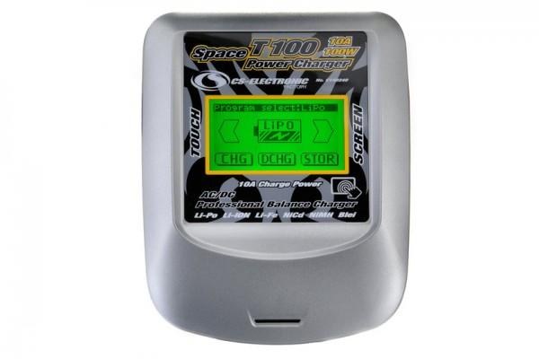 TX100 Professional Schnellladegerät 12V/240V - 10A