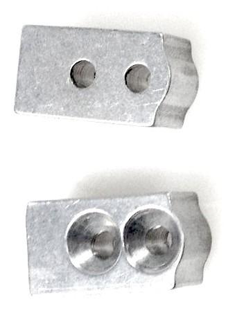 Adapter für Achsschenkel hinten XR2