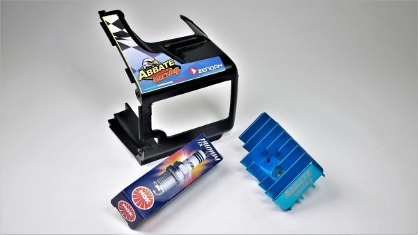 Abbate Kühlkörper mit CR8EIX