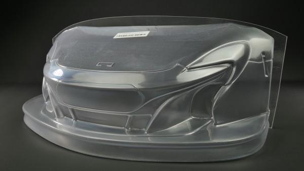 ST Two GT3, Vorderteil Einzelnd, glasklar