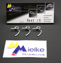 Mielke - Power Gearshift Ersatzfedern 2,4mm