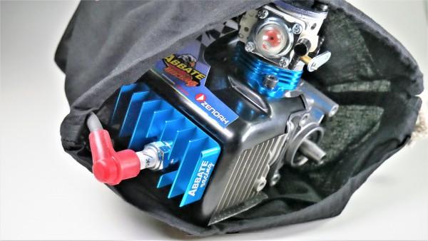 Motor Beutel/Kordel mit SCSM2 Logo