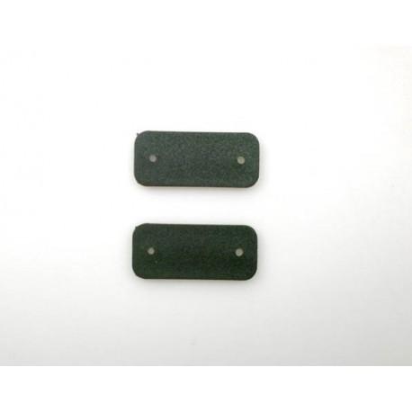 Kunststoffplatten für Flügel