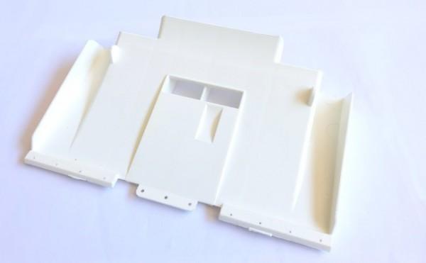 Diffusor FR2 Weiß