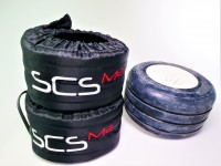 Reifenheizdecken Formel 1 - Fahrzeugset