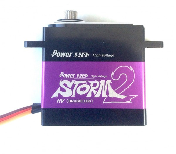 SERVO POWER HD STORM 2 - 37kg