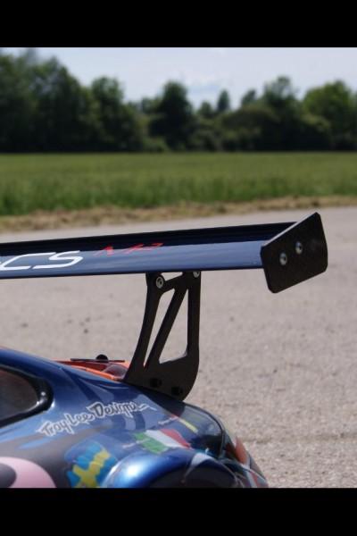 Porsche Wing Aluminium 350mm