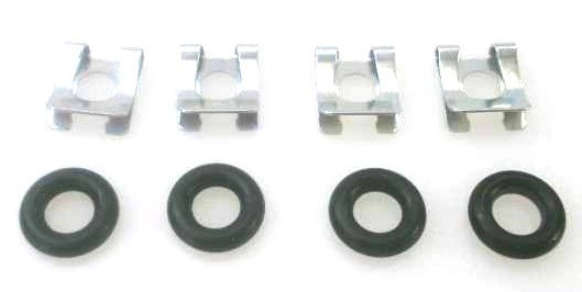 Set Clips O.Ring