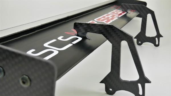 GT Flügel für R8 Audi Karosserie (Karbon/Alu)
