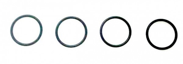 O-Ring unter Verschluss Dämpfer G009