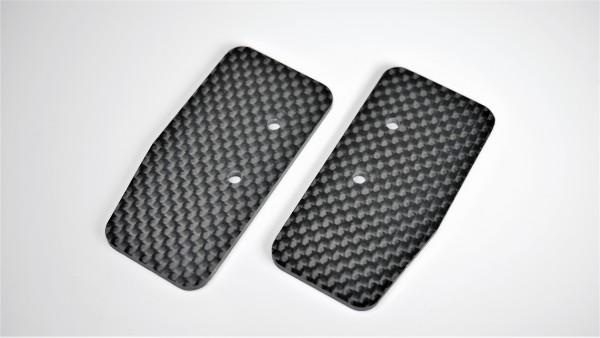 GT Endplatten Karbon (K-C6, K-AM, STONE, STTWO, R8, GT)