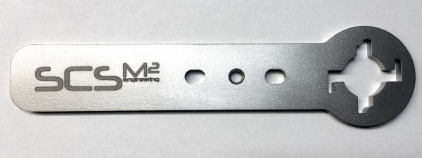 SCS M2 Power Abzieher