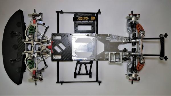 SCS M2 Shorty XR4 Kit (510mm Radstand)