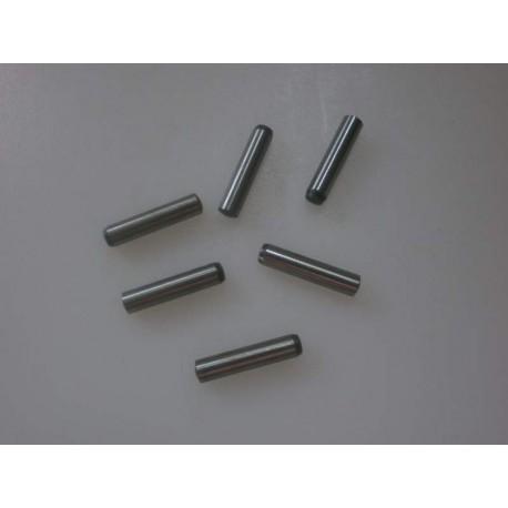 Stahl Stift 3x13,8