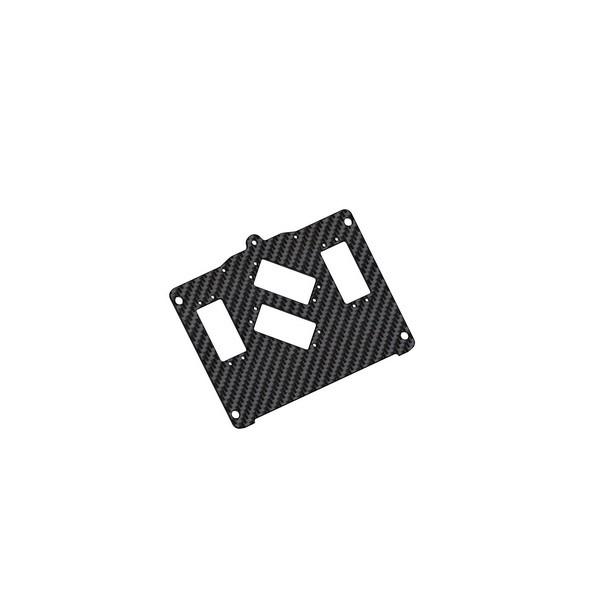 Servoplatte XR4S für 2 kleine Lenkservos