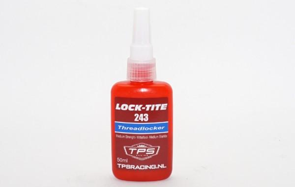 Lock-Tite TPS243, (Mittelfest, Blau 50 ml)