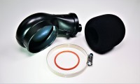 SCS M2 Power Airbox GT (ohne Alu-Adapter)