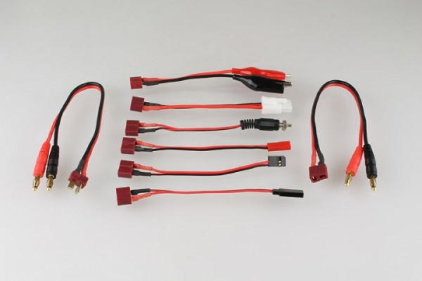 Multi-Ladekabel-Set, 8-teilig