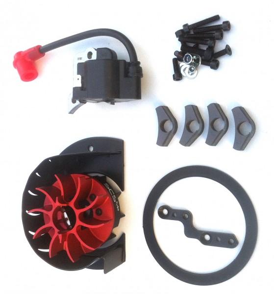 SCS M2 Power Fan Wheel 64 Set