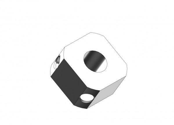Vierkantmitnehmer 10,5mm