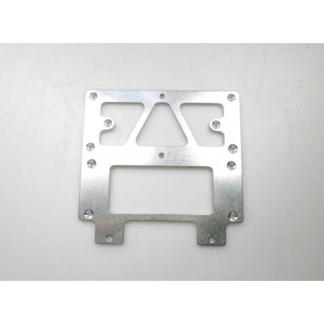 Akku/Empfangerboxhalter Platte für XR3-S
