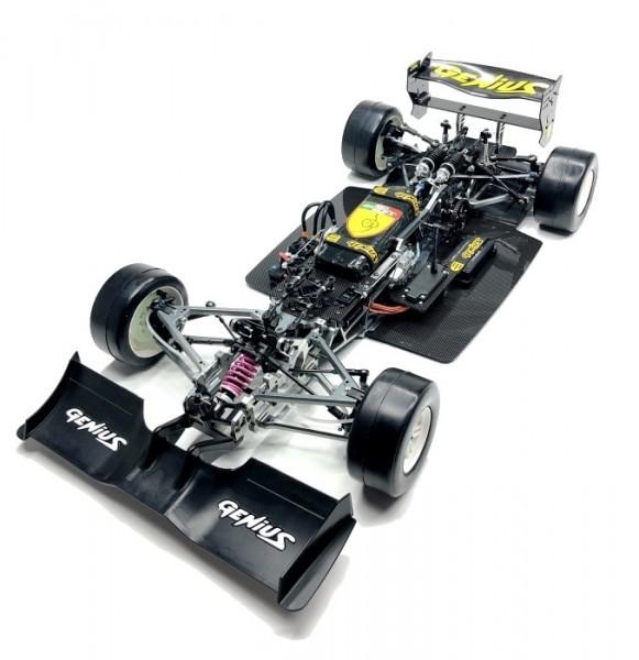 GENIUS FR2-E (Elektro Formula 1) Chassiskit