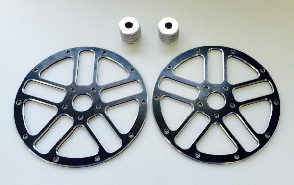 Setup Wheels F1 GENIUS/RS5