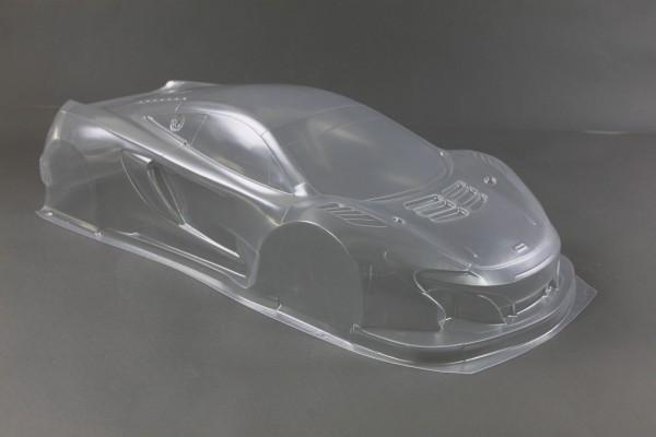 ST Two GT3 Karosse, glasklar