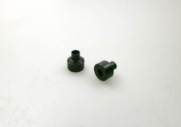 Stahlbuchse IKUS Uniball +4mm