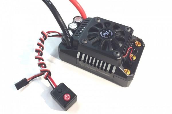 Hobbywing EZRUN MAX5 V3 1:5 Brushless Regler -200A-