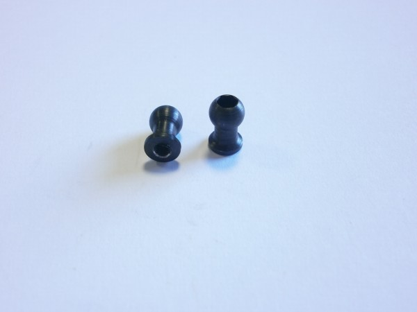 Kugel für Uniball 4mm und 6Kant Sockel