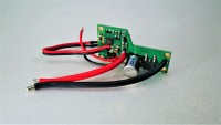 SCS M2 E-Starter Elektronik Board