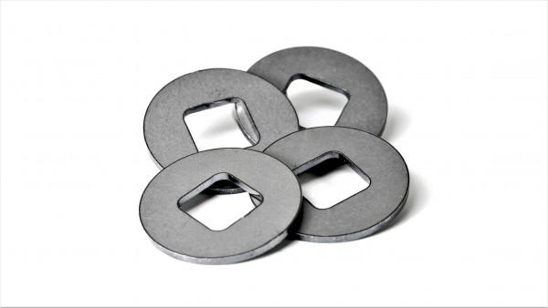 Stahl-Scheiben 25mm (PL2)