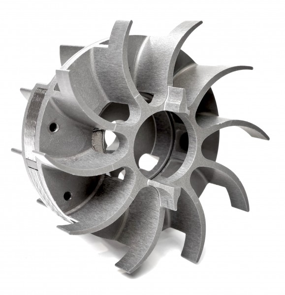 SCS M2 Power Fan Wheel 72 OFFROAD (Single Fan Wheel)