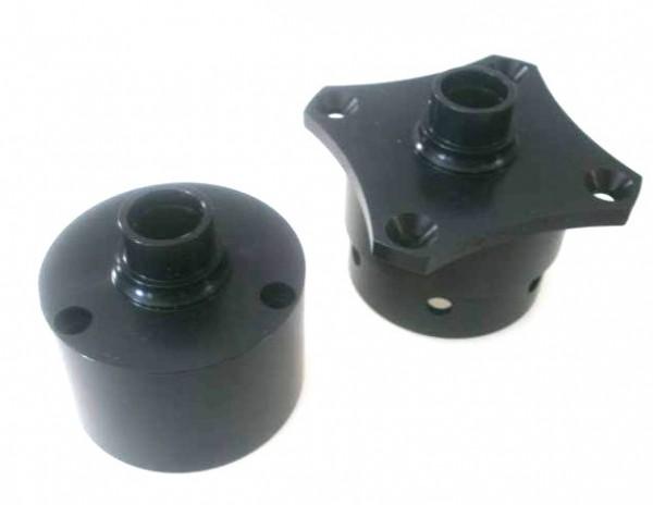 Gehäuse Differential Black Pearl